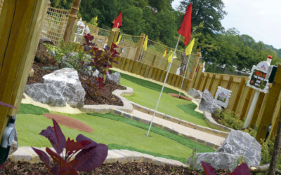 Crazy Golf Construction Prices