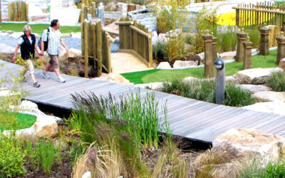 Center Parcs – Adventure Golf Construction