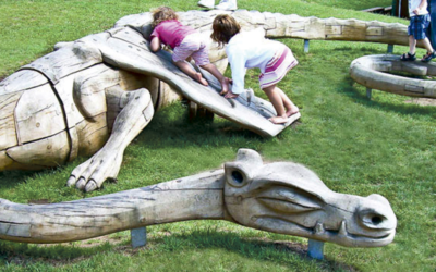 Natural Play and Equipment